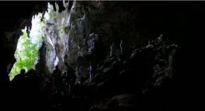 Los Haitises cave